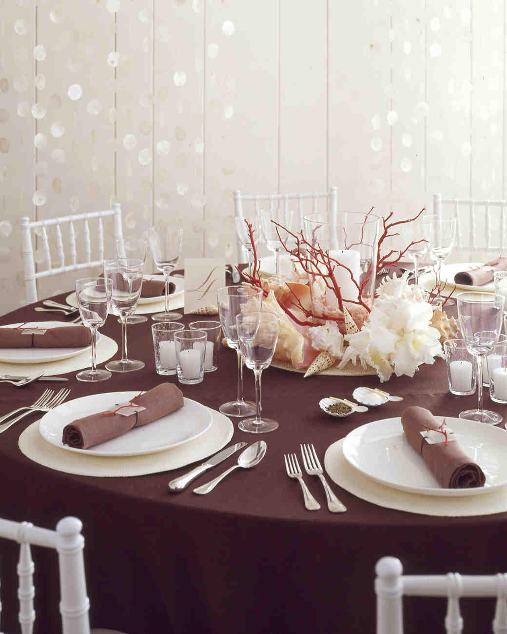 25 NonFloral Wedding Centerpiece Ideas Martha Stewart Weddings