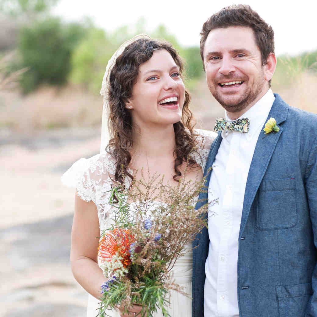 An Outdoor Rustic Destination Wedding in Texas