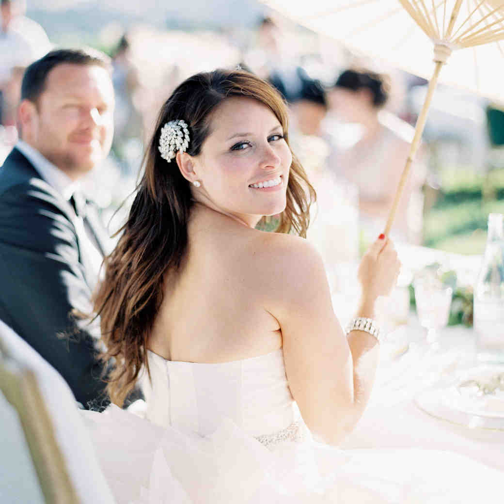 33 Ways to Wear Your Hair Down for Your Wedding