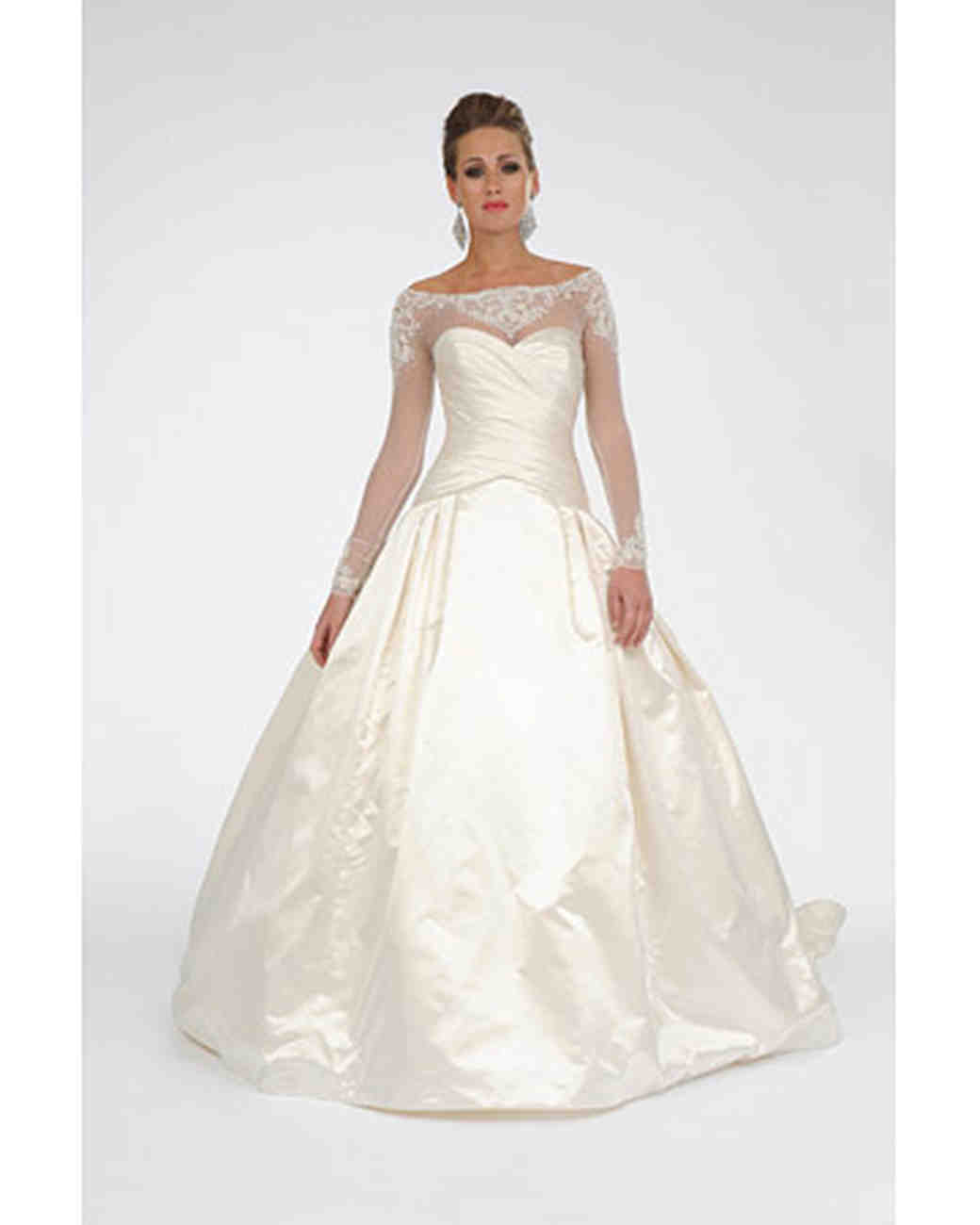 Bridal Gowns Boston : Get kate middleton s royal wedding dress look martha