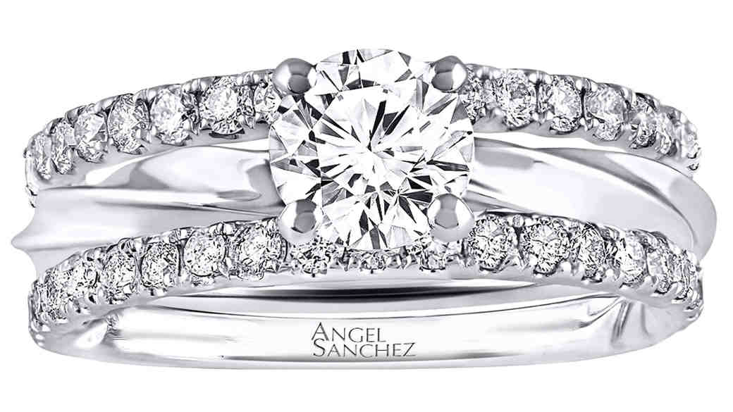 Exclusive: 7 Things You Must Know About Angel Sanchez's New Wedding Ring Collection