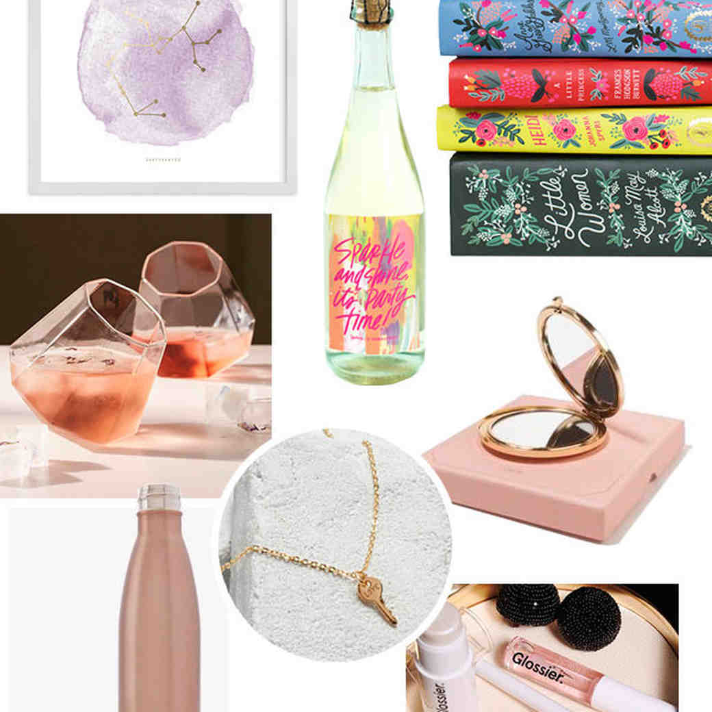 Bridesmaid Gift Guide opener image