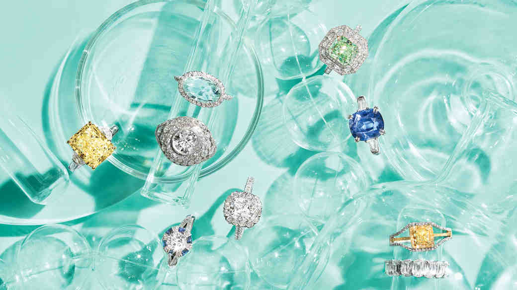 Glossary of Engagement and Wedding Ring Settings