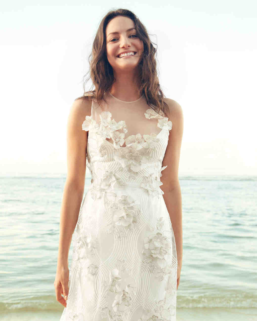 How to Self-Tan for Your Wedding Day—and Still Wear a White Dress!