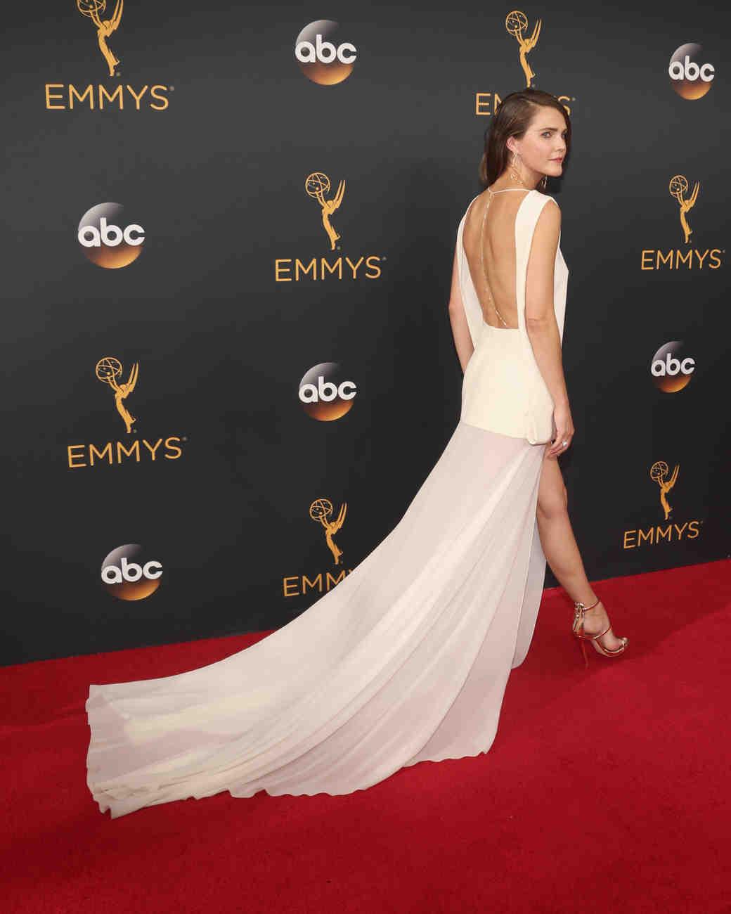 Keri Russell Emmy Awards 2016