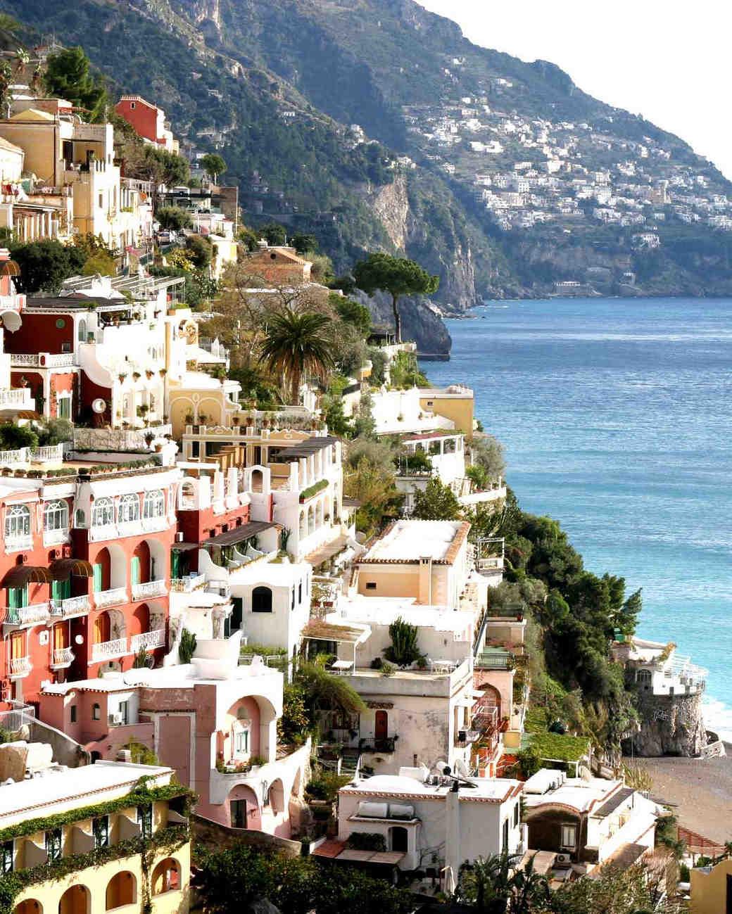 romantic place italy sorrento