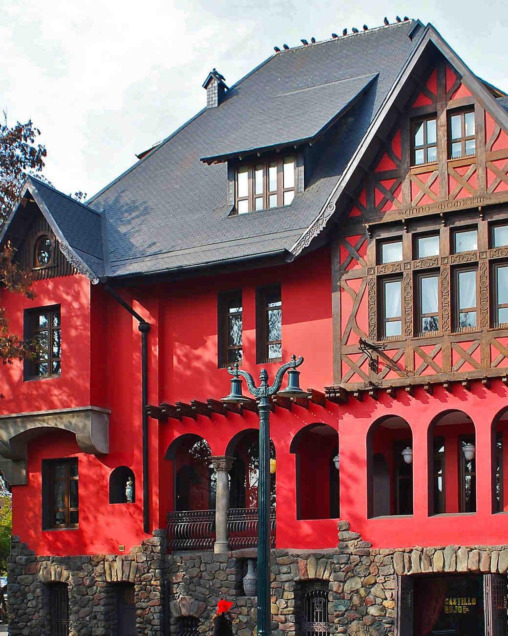 santiago hotel casillo rojo