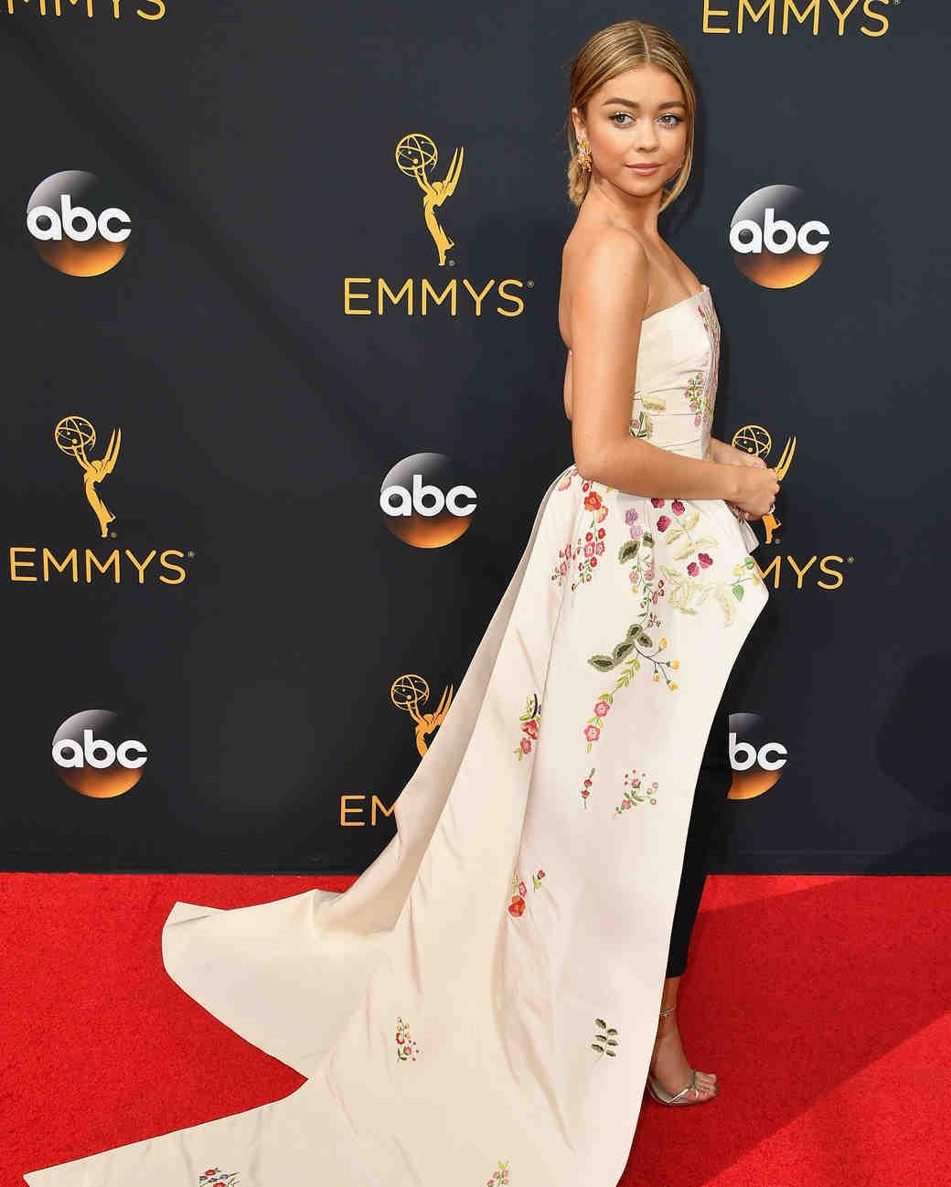 Sarah Hyland Emmy Awards 2016