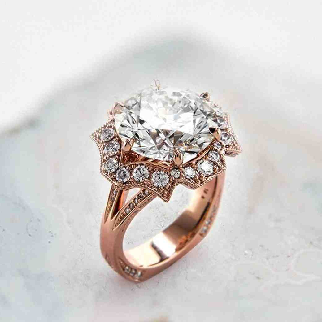 21 Unique Engagement Rings You'll Love
