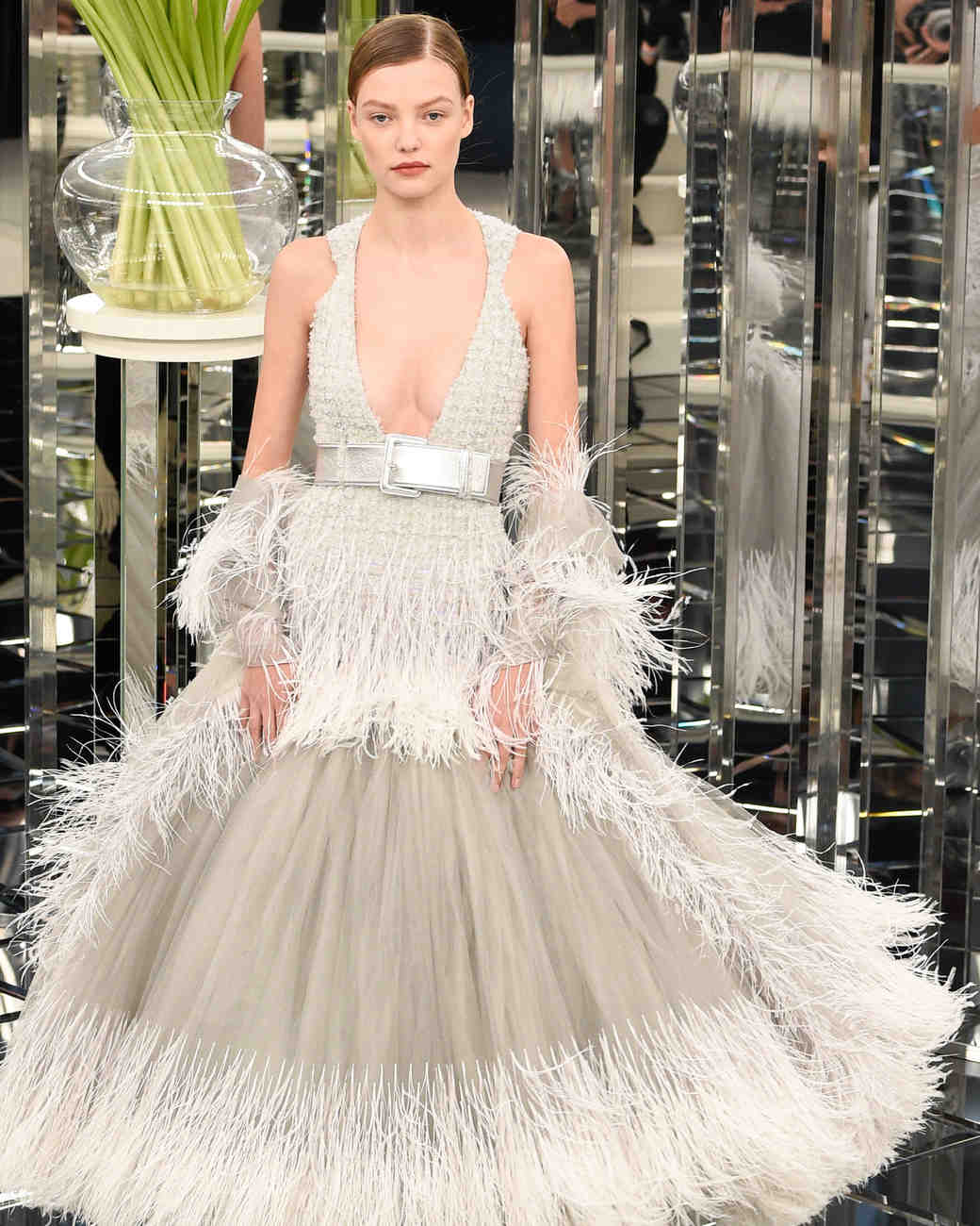 The Most Bridal Looks From Paris Haute Couture Fashion