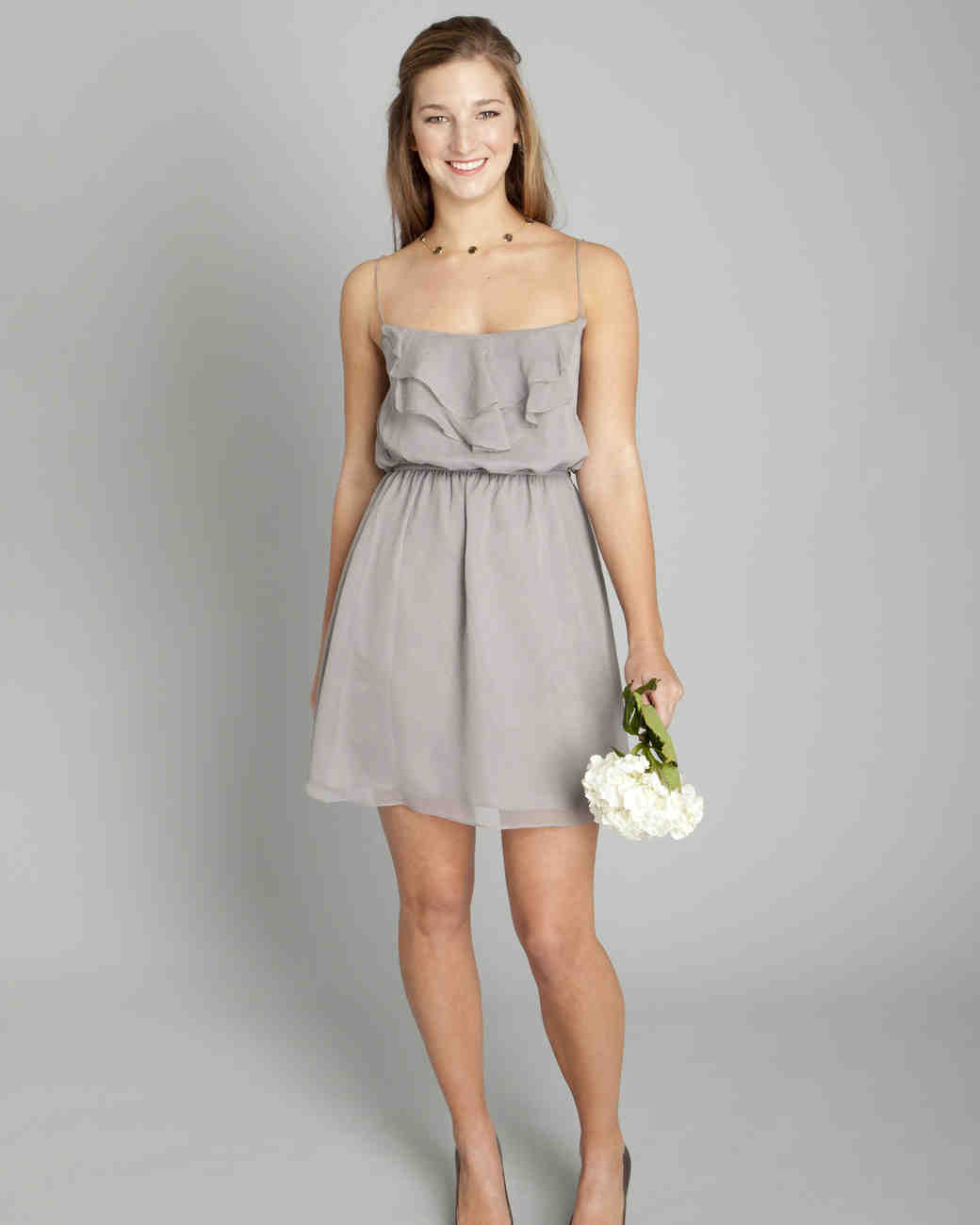 Bridesmaid dresses for beach weddings martha stewart for Dresses for wedding bridesmaid