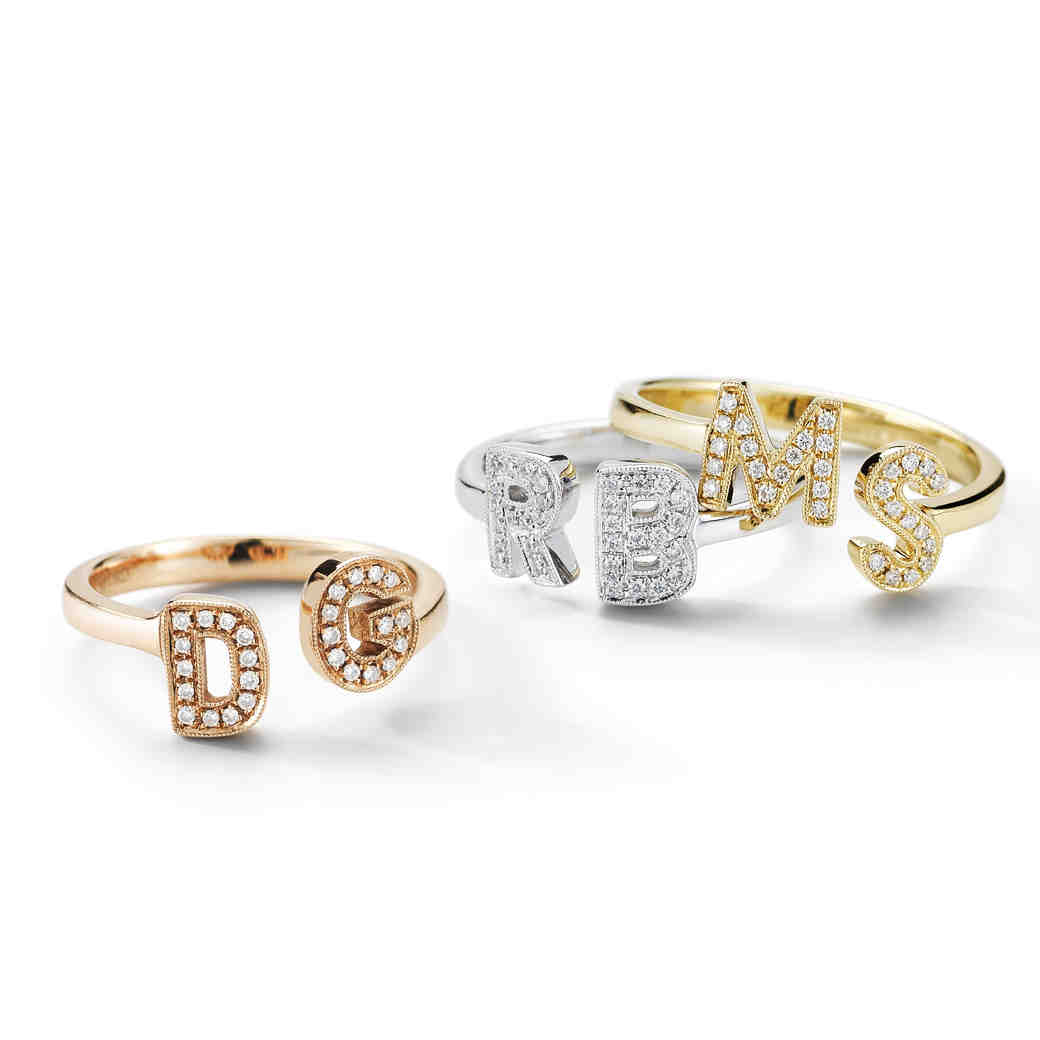 Darcy's Diary: Initial Rings, Pet Favors, and a Cool New Wedding Registry
