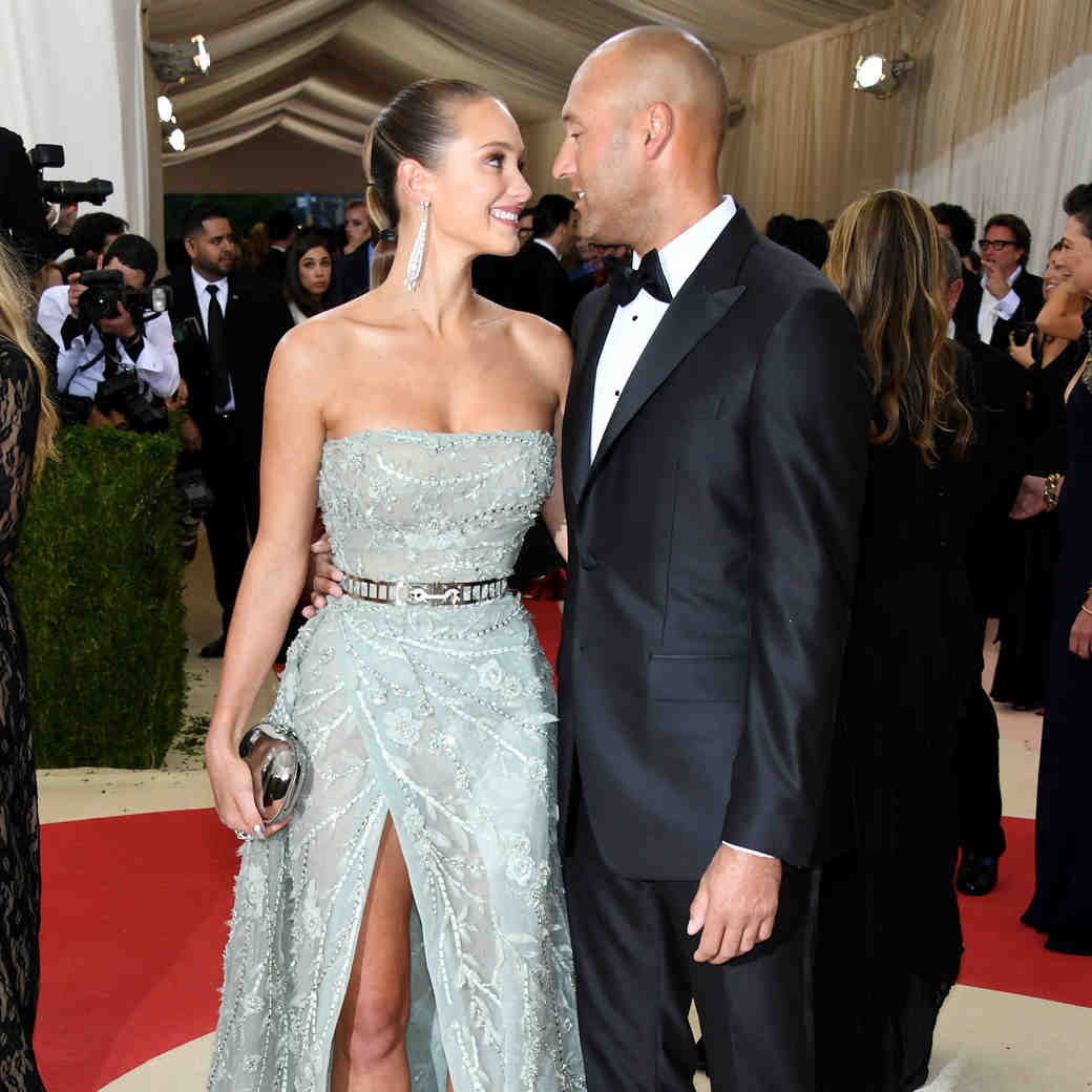Derek and Hannah Jeter Have Welcomed a Baby Girl!