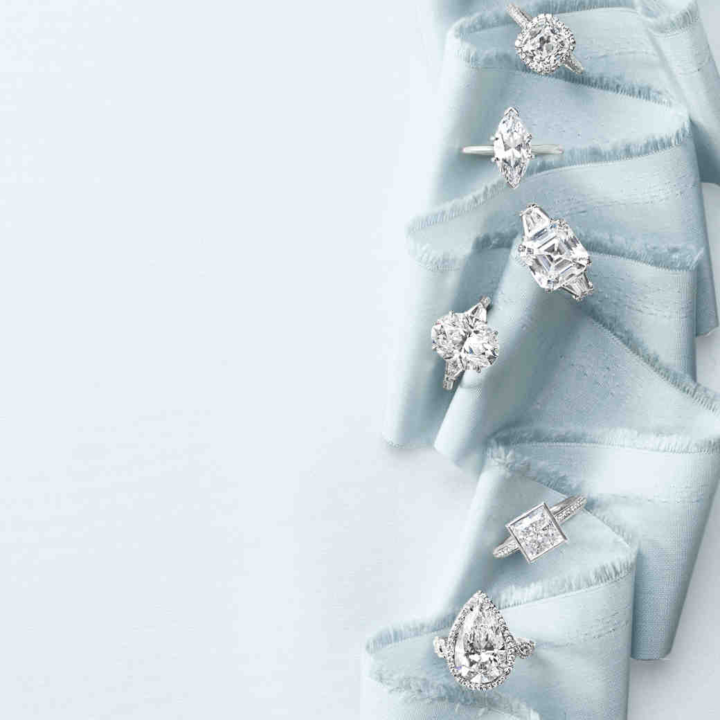 It's As Easy As the 4Cs: How to Buy a Diamond Engagement Ring