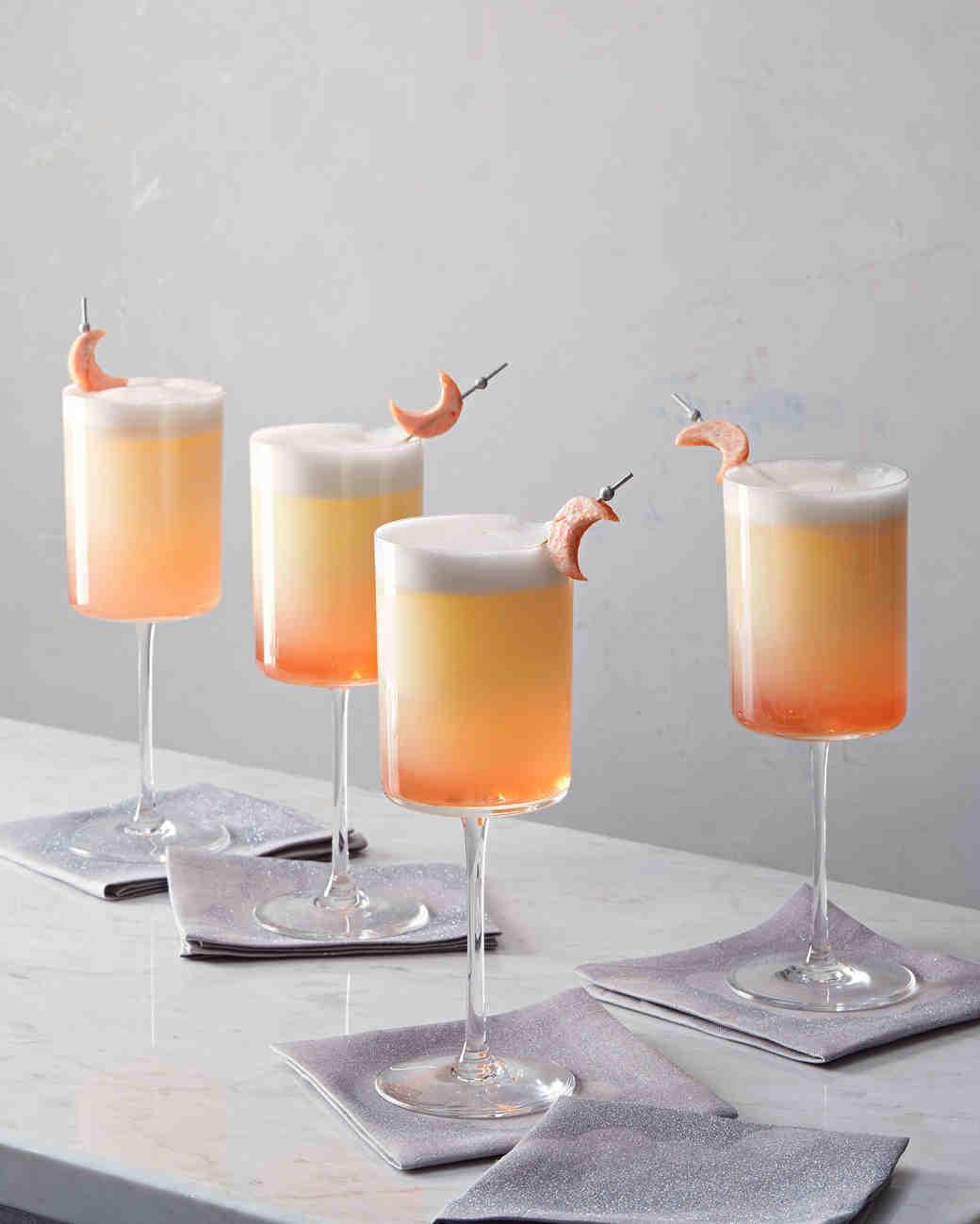 Crescent Moon Cocktails