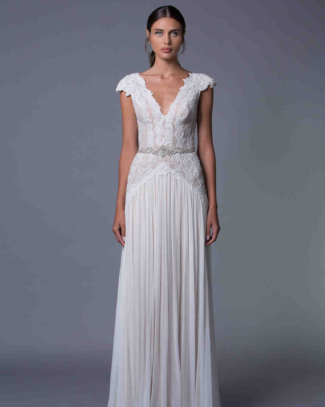 Lihi hod fall 2017 wedding dress collection martha for Dresses for fall wedding
