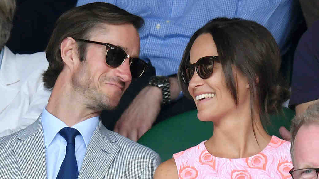This Is What We Know About Pippa Middleton's Wedding Cake