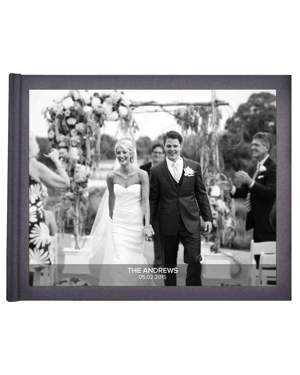 The Best Wedding Photo Albums for Every Budget | Martha Stewart ...