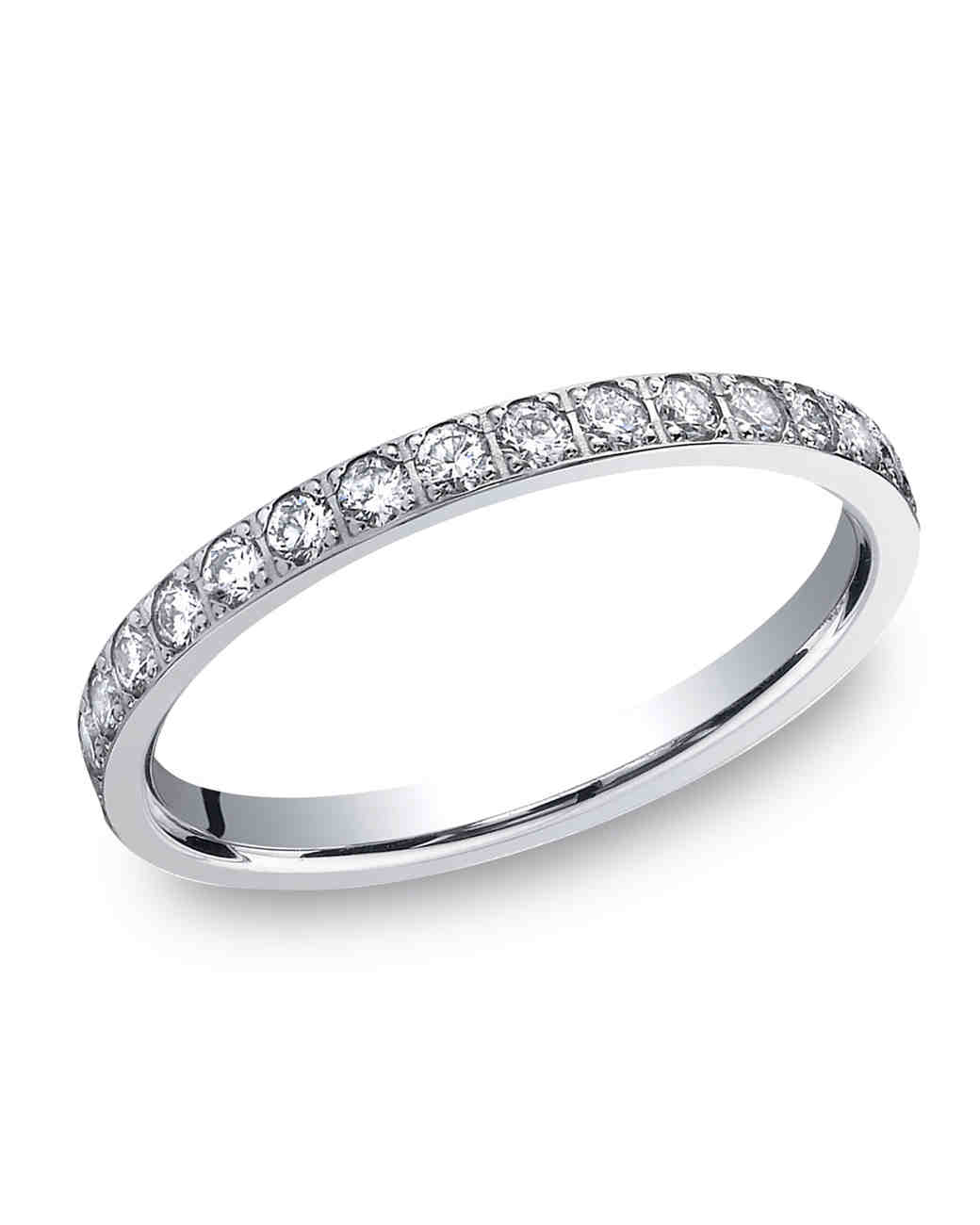 diamond eternity bands unique bride herself tiny wedding ring