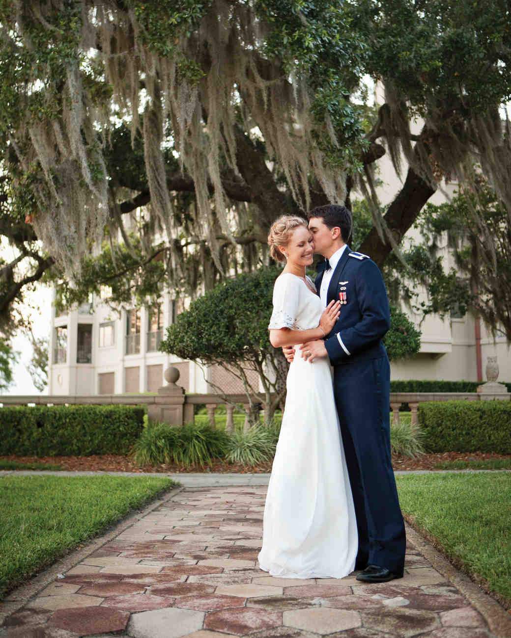 A Mediterranean Inspired Wedding In Jacksonville Florida