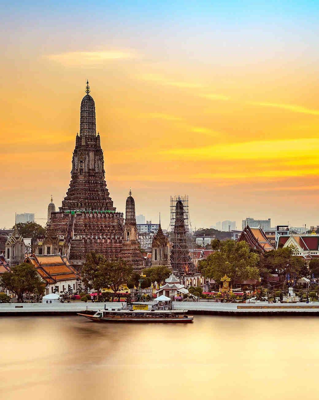 bangkok thailand honeymoon