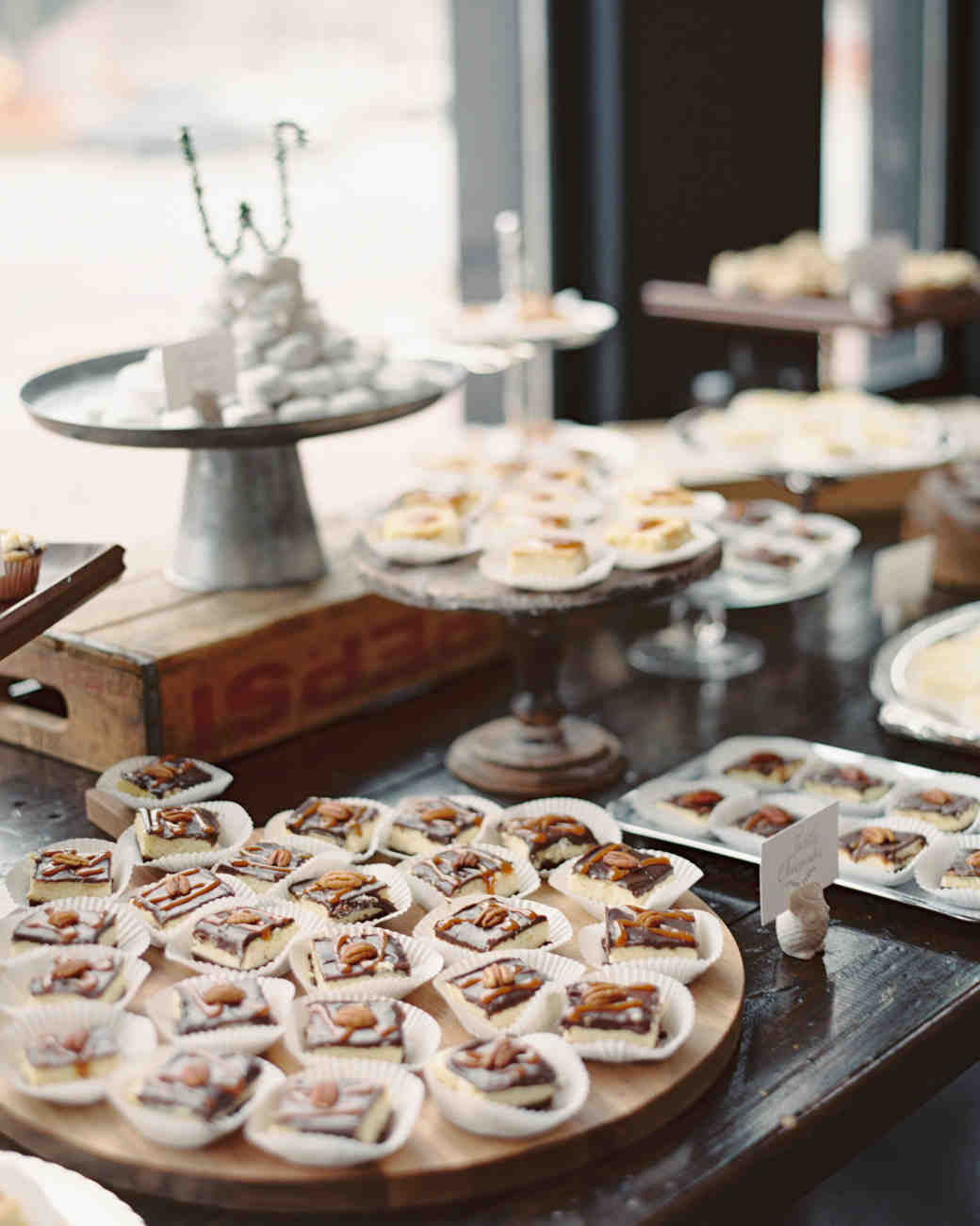 Mini Wedding Pastries