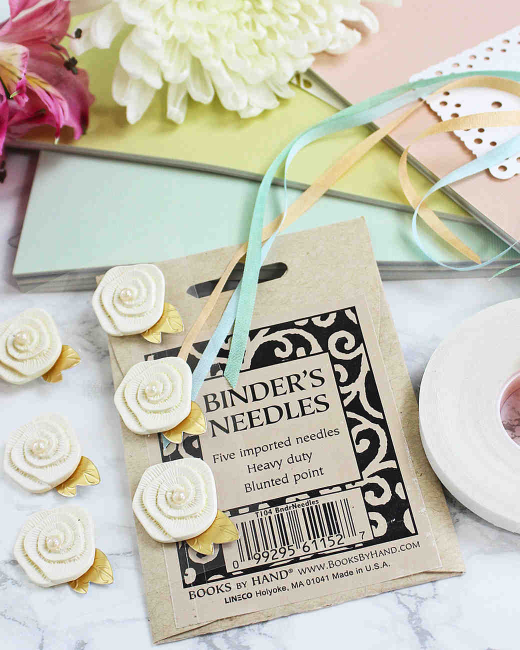 Wedding Guest Book Cover Diy : Make your own botanical themed wedding guest book martha