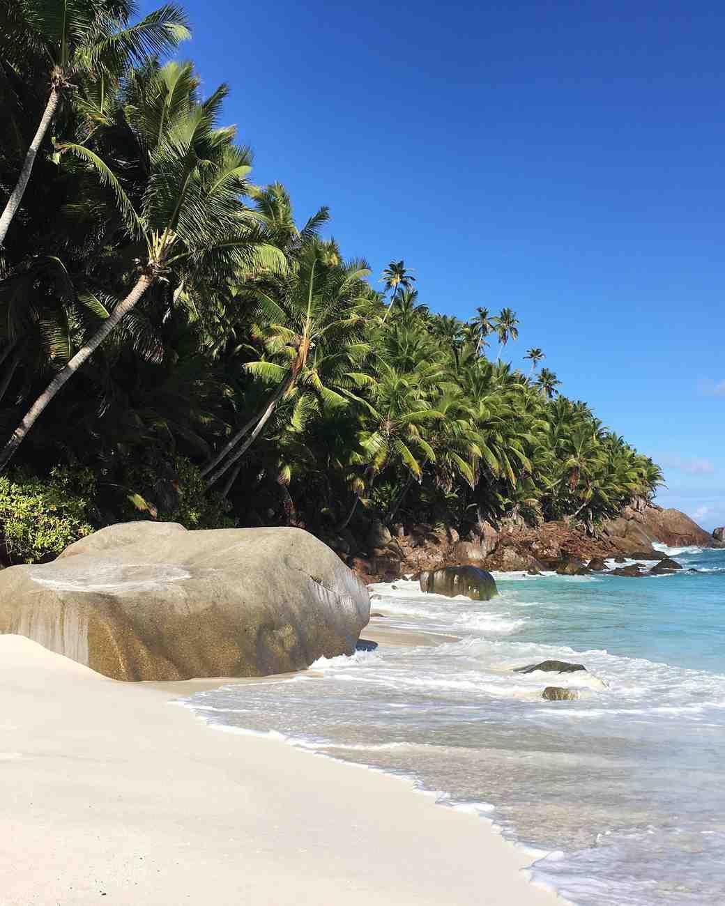 fregate beach