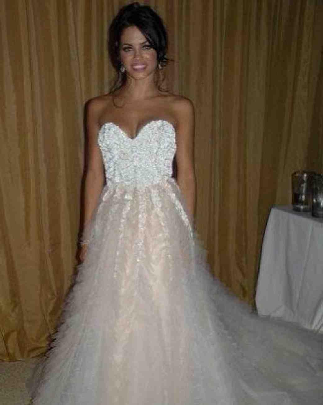 Jenna Dewan Tatum Wedding Dress