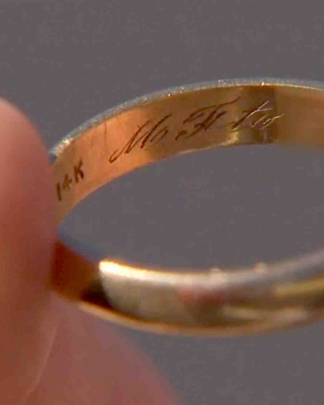 Missing Wedding Ring Mystery—Help Find the Owner Who's About to Celebrate Their 60th Anniversary!