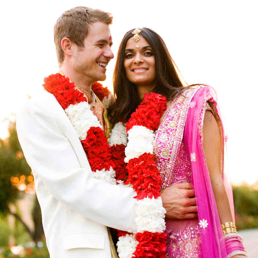 A Vibrant Traditional Indian Destination Wedding in California