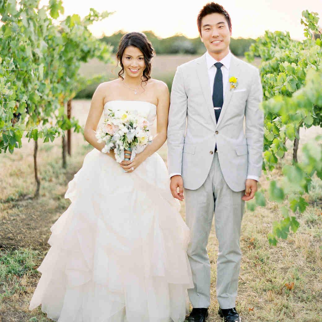 A Whimsical Outdoor Destination Wedding in California