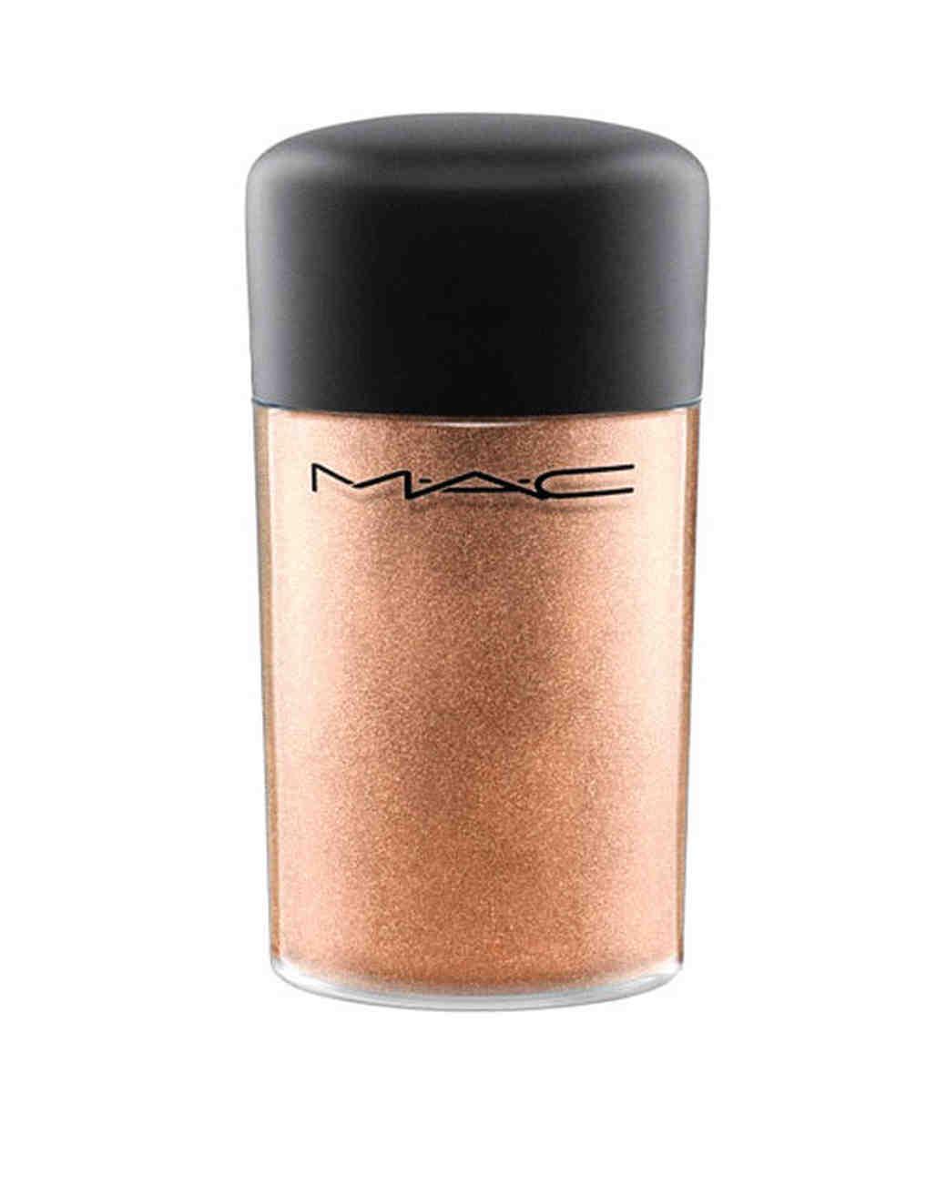 rose gold mac cosmetics pigment