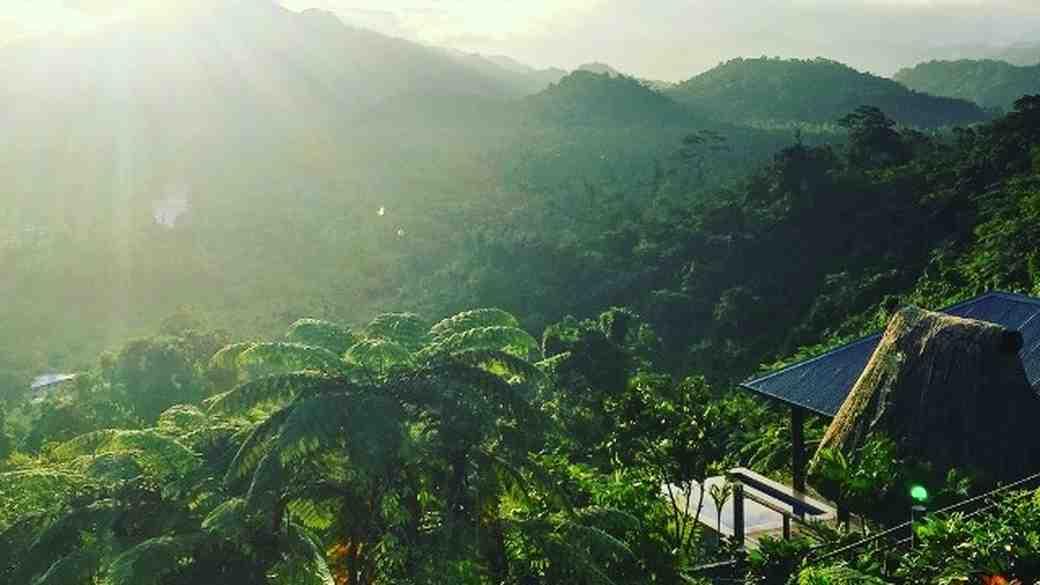 Valerie Boster Fiji Honeymoon
