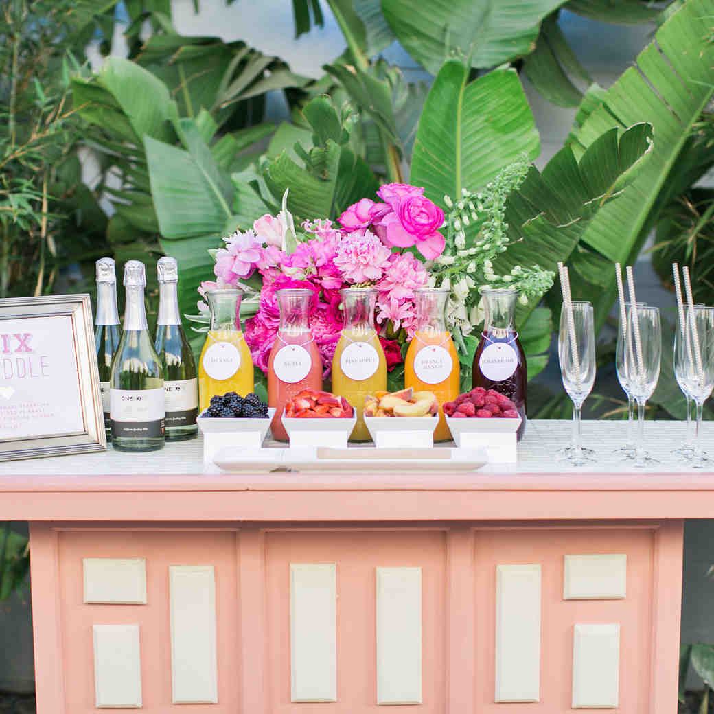 Do You Have to Offer an Open Bar at the Morning-After Brunch?