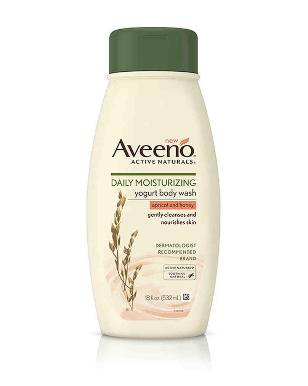 aveeno daily moisturizing yogurt