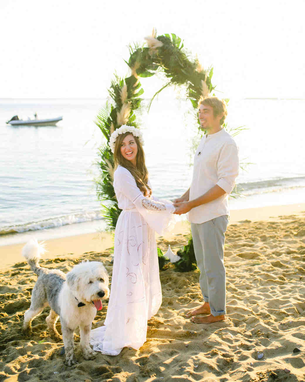 51 Beautiful Ideas From Beach Weddings Martha Stewart