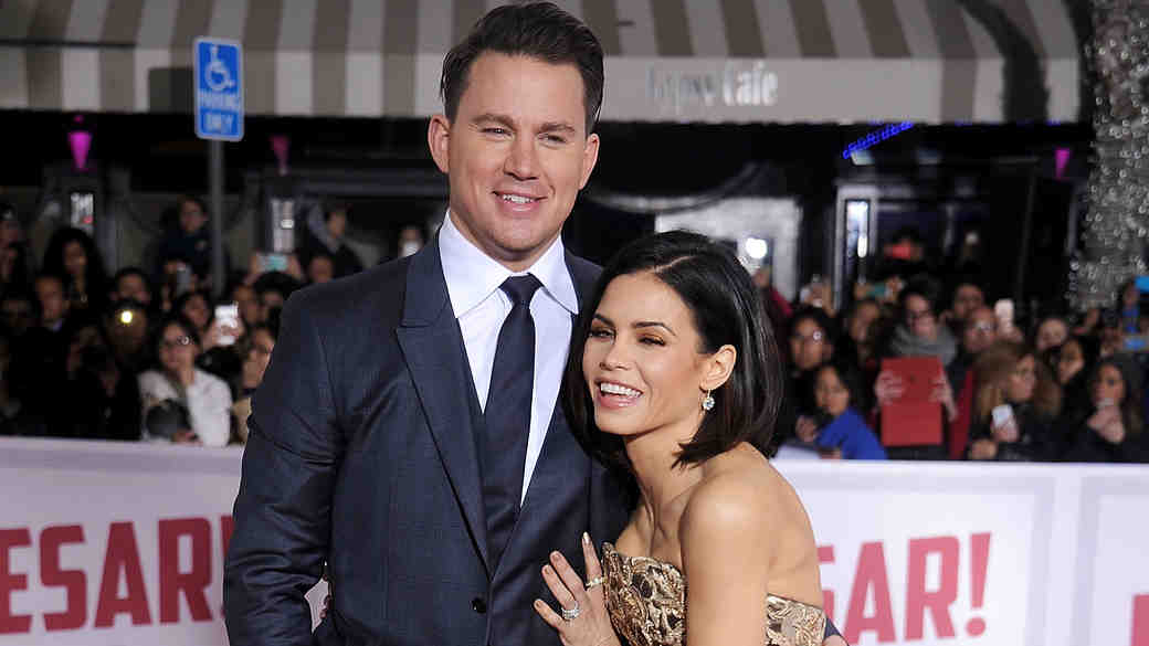 Jenna Dewan Tatum Says Husband Channing Tatum Prefers Her Without Makeup