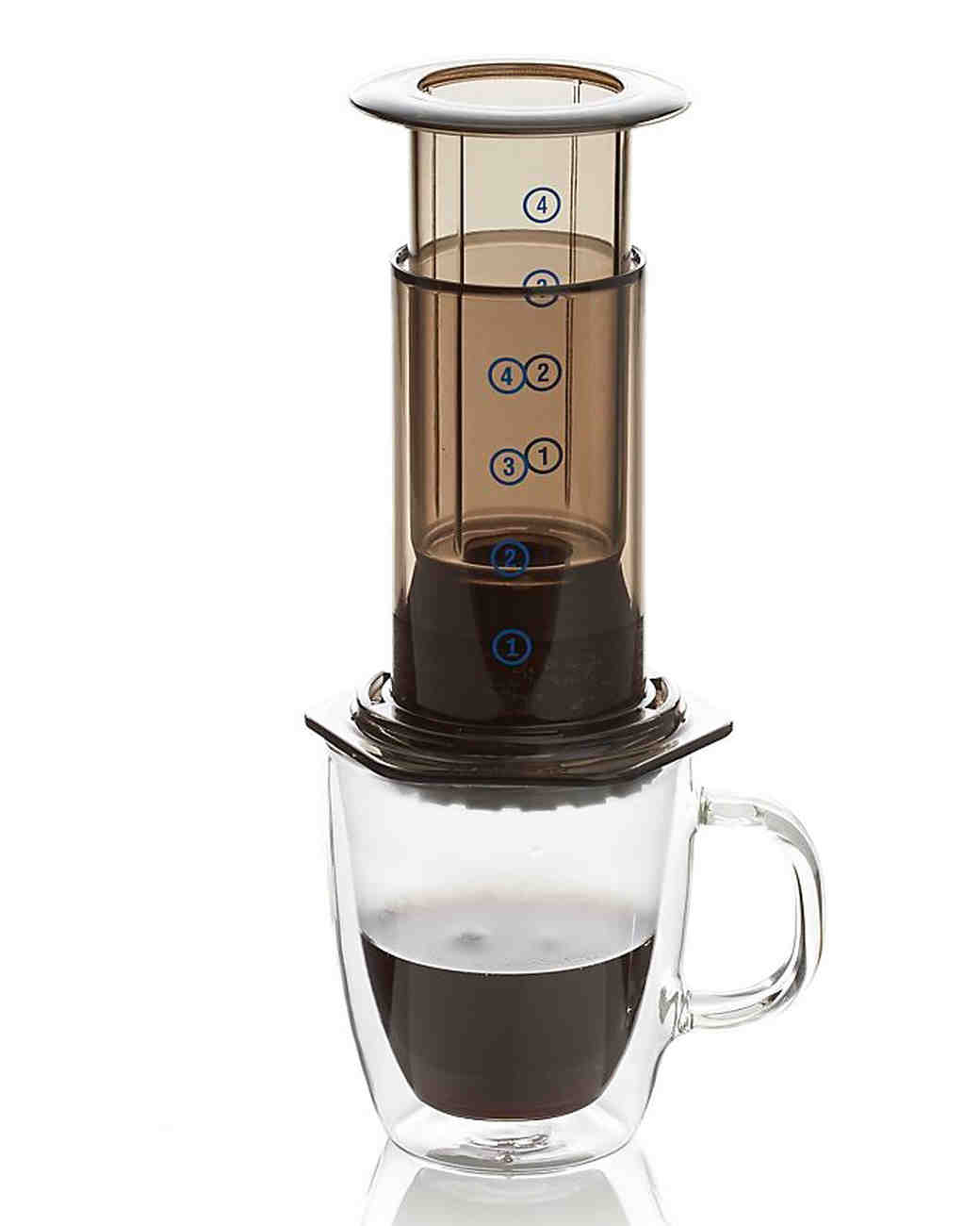 Aeropress Coffee Maker Manufacturer : 22 Wedding Gift Ideas for Coffee Lovers Martha Stewart Weddings