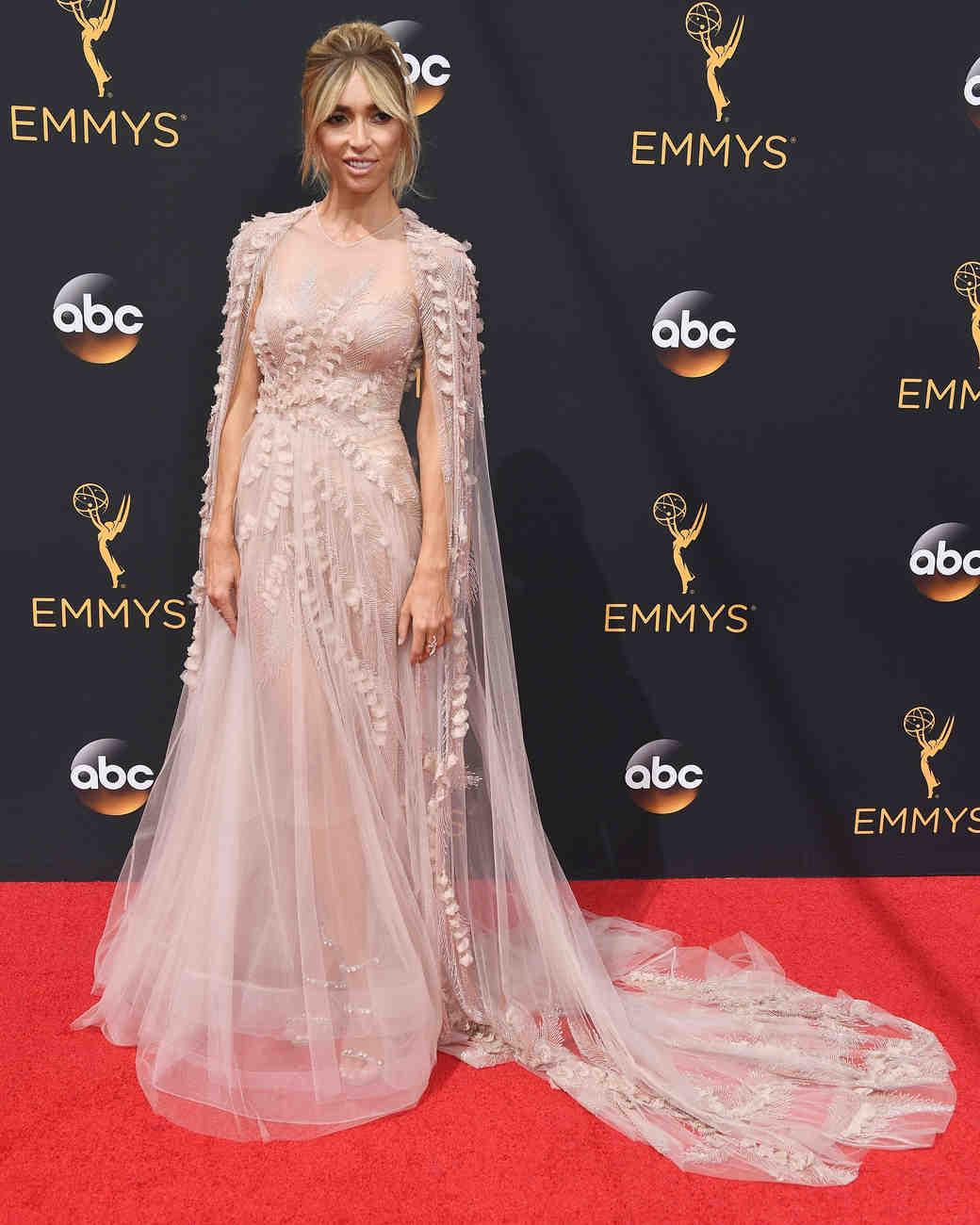 Giuliana Rancic Emmy Awards 2016