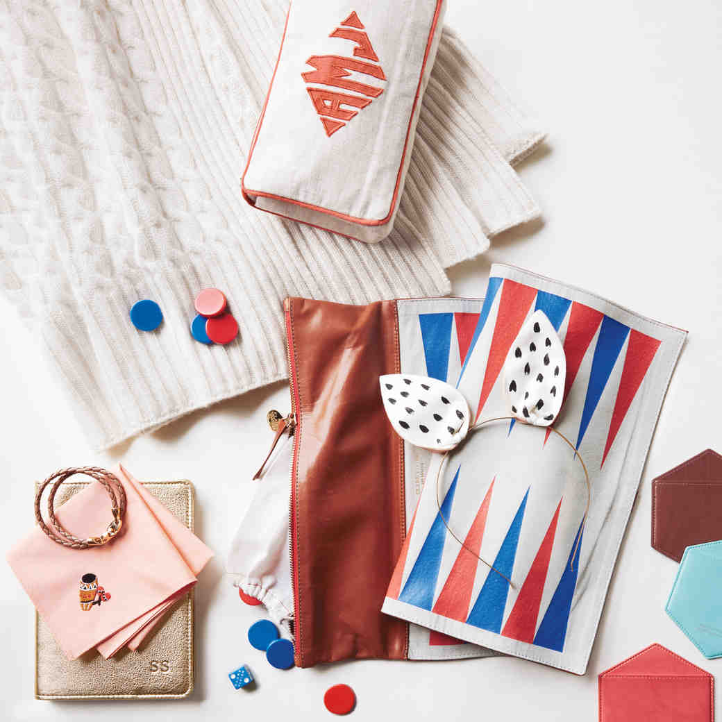 Present Perfect: Gifts for Your Entire Wedding Party