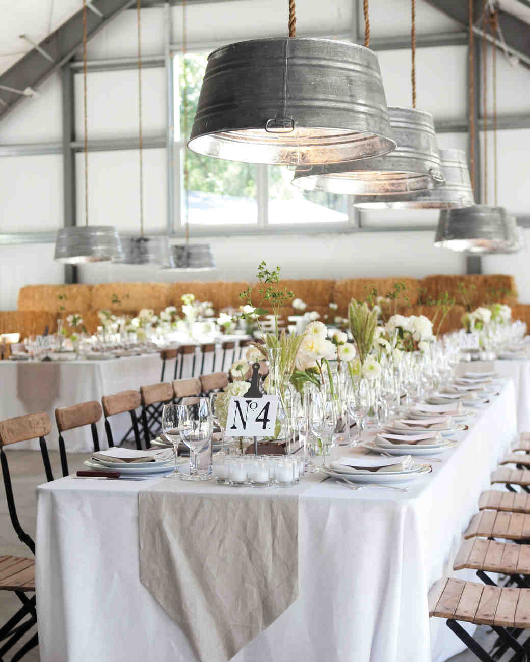 7 Barn Wedding Decoration Ideas For A Spring Wedding: 47 Hanging Wedding Décor Ideas