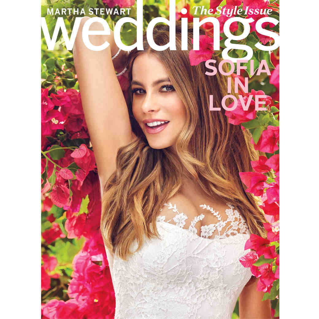 4 Wedding Makeup Looks to Steal From Sofia Vergara's Cover Shoot