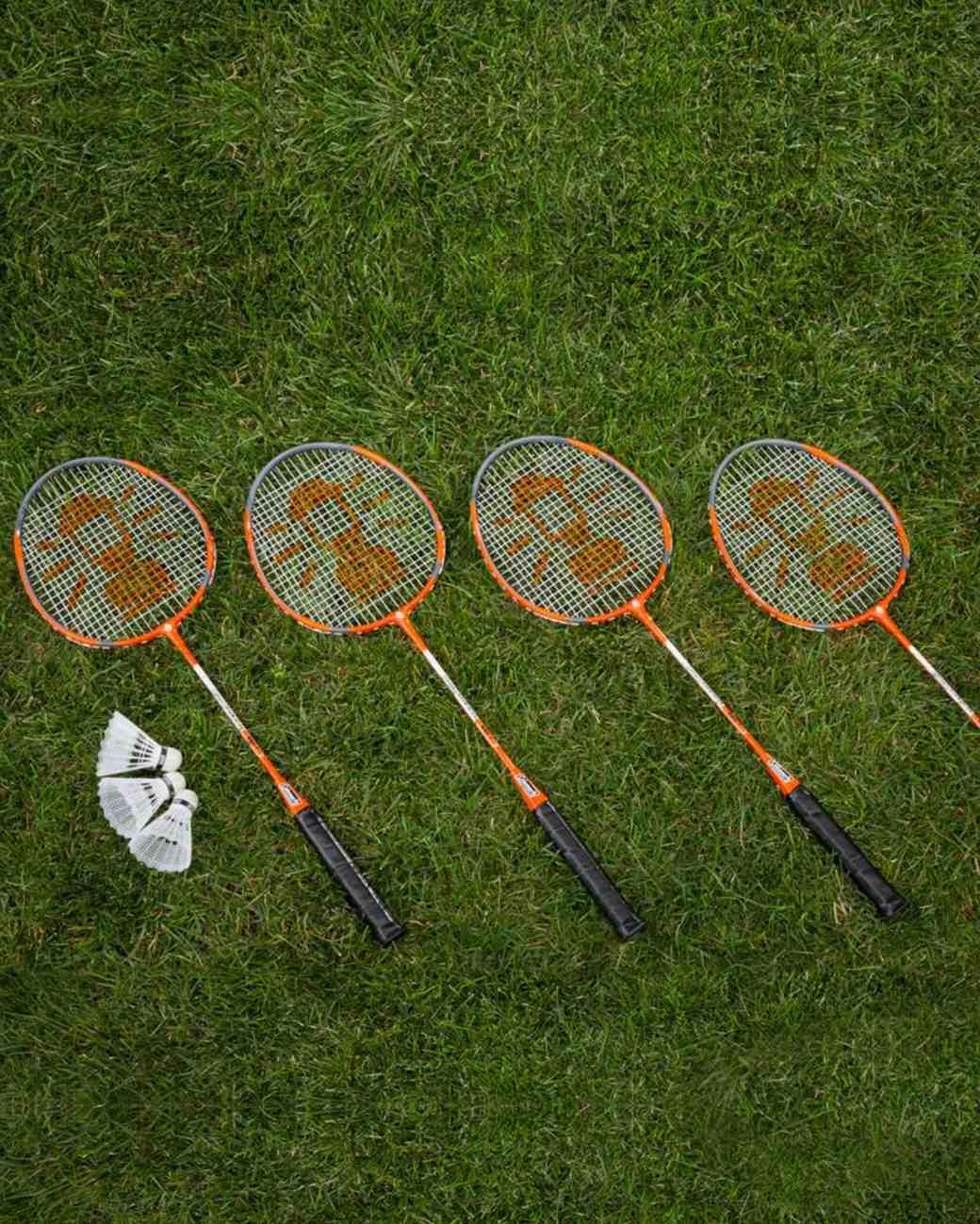 coleman badminton set