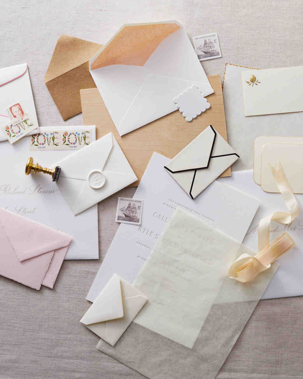 how to write a gracious bridal shower thankyou card