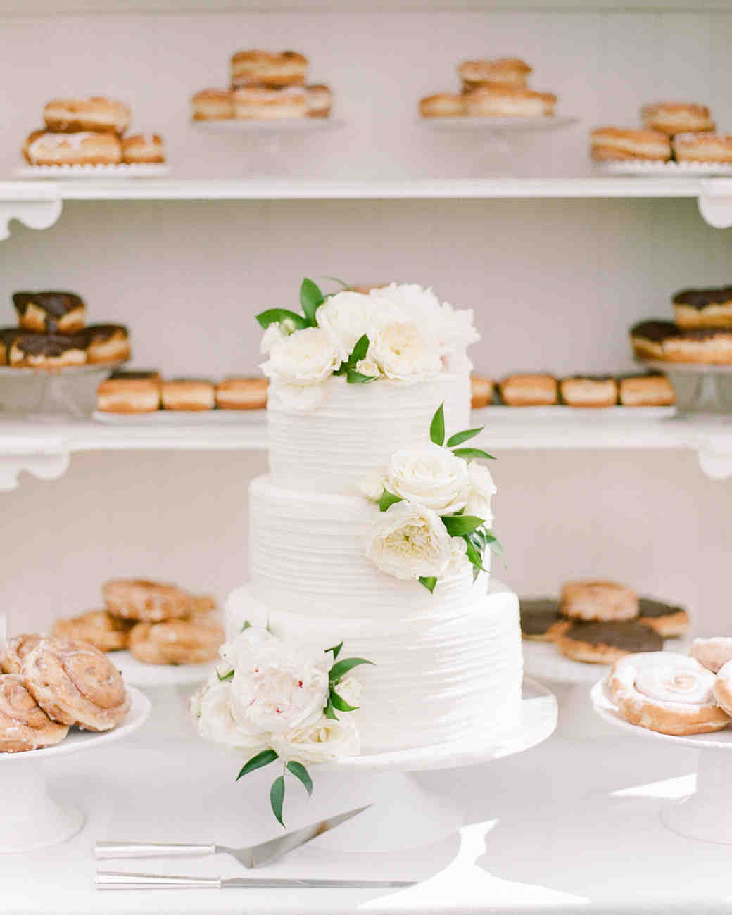 a summery lakeside wedding in michigan martha stewart