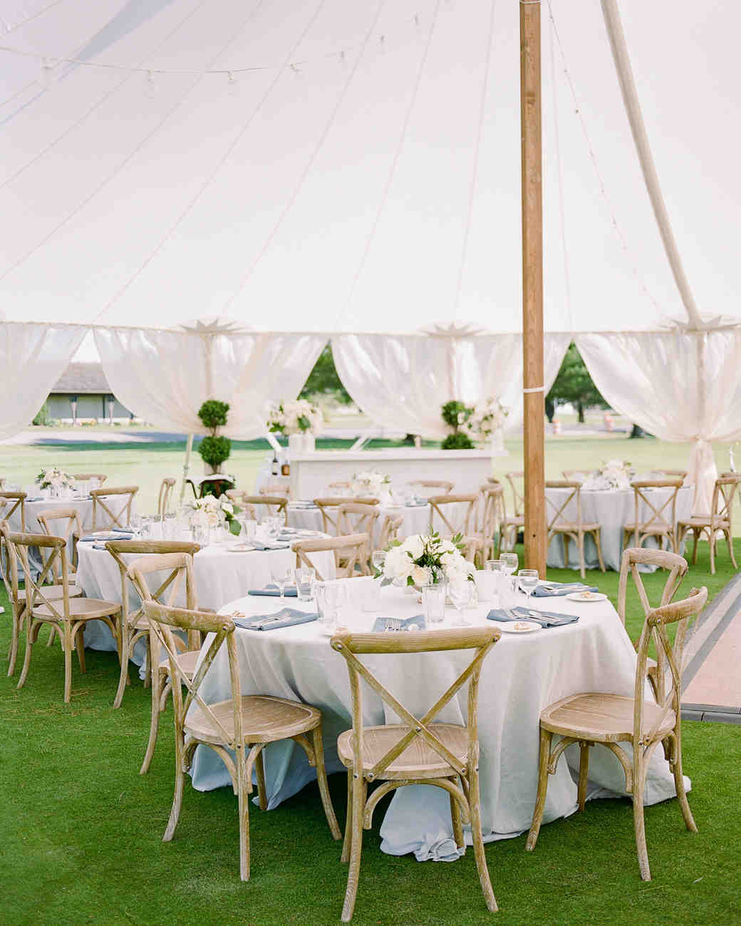 izzy tom wedding tent