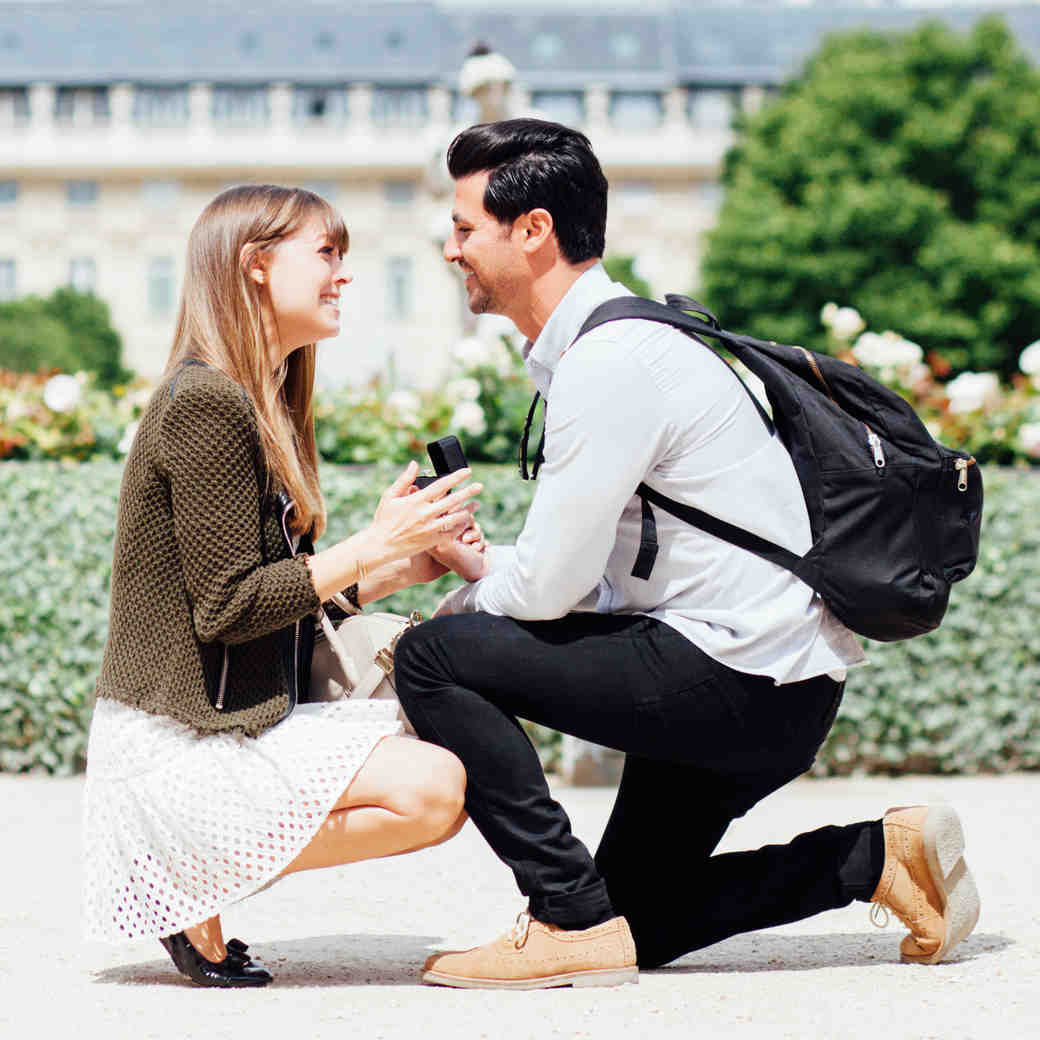 What to Say When Proposing—Besides the Obvious