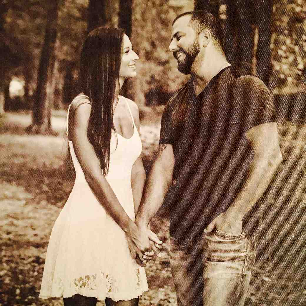Country Singer Tyler Farr Marries Longtime Girlfriend Hannah Freeman