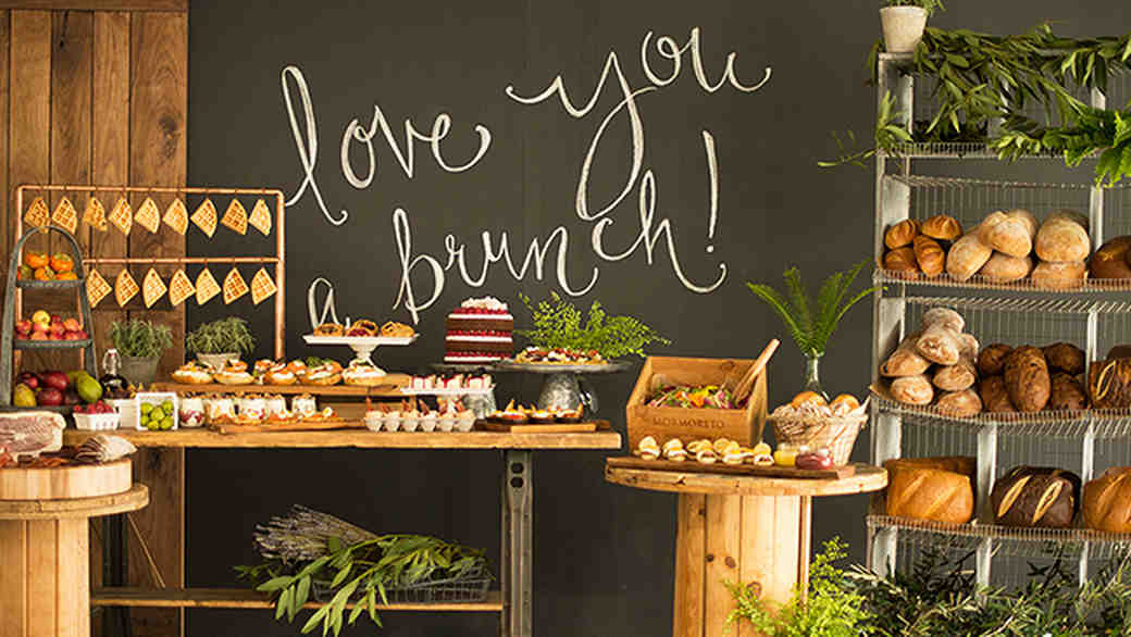 14 Trendy and Fun Wedding Brunch Ideas